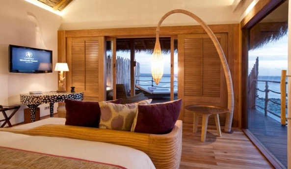 luxury hotels & resorts Maldives